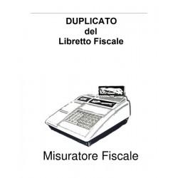 Duplicato Libretto Fiscale