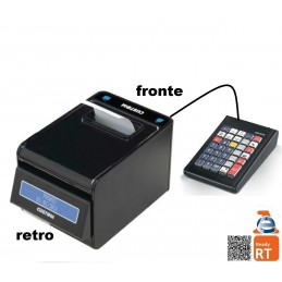 K3-F-RT con display integrato