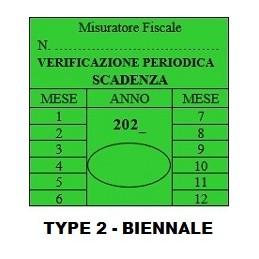 TYPE 2 - Periodic Verification