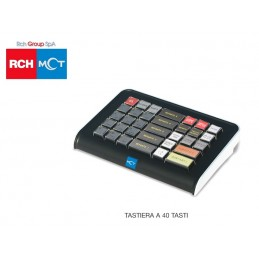 Keyboard RCH MCT T40/P PS2