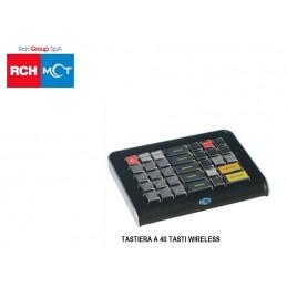 KEYBOARD RCH MCT T40/PW...