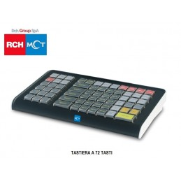 KEYBOARD RCH MCT T72/P PS2