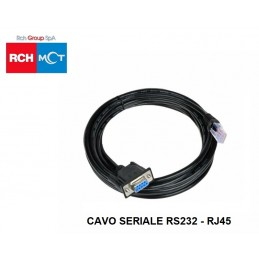 Cable RCH MCT rs232 to rj45