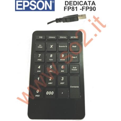 Tastiera USB Epson FP-81 / FP-90 - 23 tasti