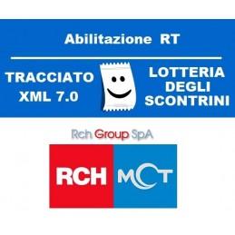 TYPE 22 RCH-MCT - Tracciati...