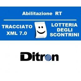 TYPE 23 DITRON - Tracciati...