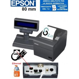 Epson FP 81 II RT 80mm
