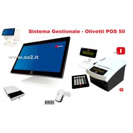 Olivetti Pos 50 + Prt 80 -...