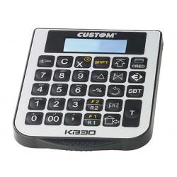 Tastiera CUSTOM KB30 USB