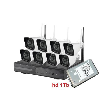 Nivian Kit NV-KIT820W-H-1TB