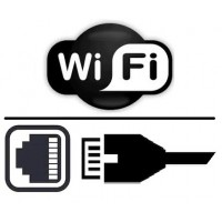 wifi & lan ethernet